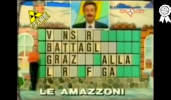 Momenti storici e sputtanate della tv italiana!