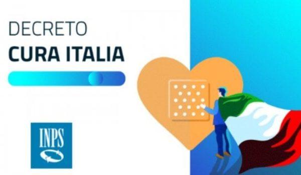 Come richiedere il Bonus Cura Italia per l'emergenza Covid-19